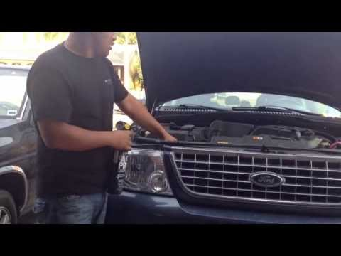 DIY: Recharge you a/c on your car( ford Explorer)