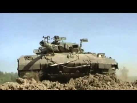 2010 Merkava Tank Trailer [HD]