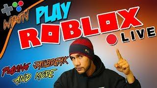 🔥 IL NOSTRO GIOCO ⭐ ROBLOX LIVE ORA ⭐ GIOCARE JAILBREAK E altro (2-7-18)