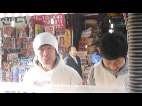 Korean Market - Japanese Candy Shop | Market in Seoul - Korea | Funny Street Show - Hidden Camera