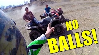 Dirt Bike Riders Hating on ATV Riders