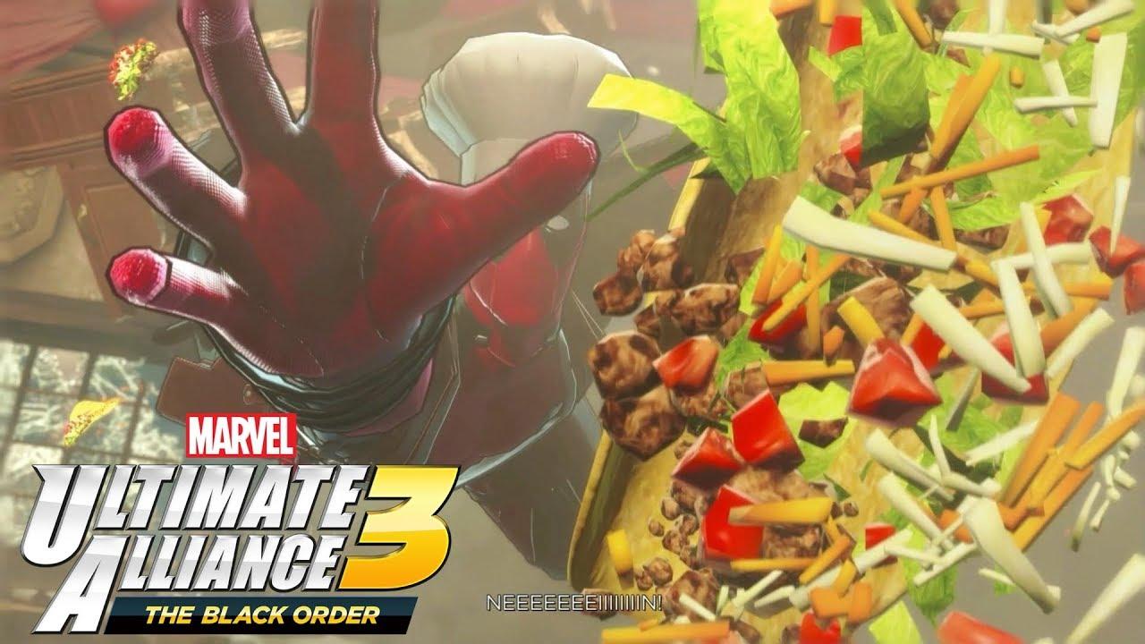 Marvel Ultimate Alliance 3 #006 [Deutsch] [SWITCH] - Deadpool & Die X-Men
