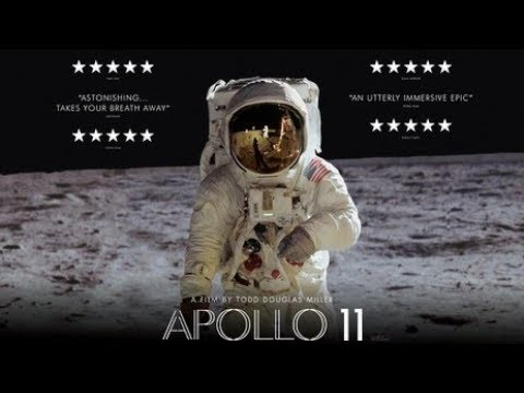 Apollo 11 (2019), Dir. Todd Douglas Miller - Review