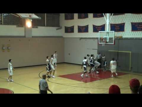 Stuy Rebels vs. A.P. Randolph 12/12/08 (HD)
