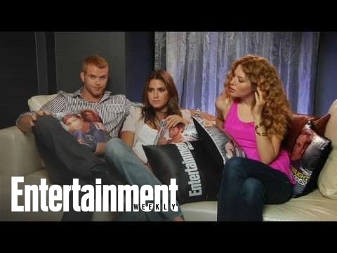 Twilight: New Moons' Nikki Reed, Kellan Lutz & Rachelle LeFevre Talk   Entertainment Weekly