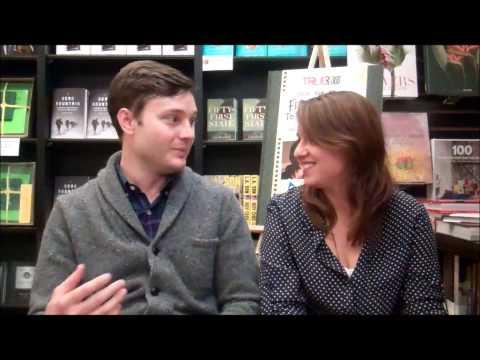 Michael McMillian & Gianna Sobel Talk Steve Newlin's Field Guide to Vampires