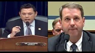 RickWells.US  Jason Chaffetz Serves FBI Asst Director With Subpoena During Hearings