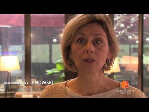 Témoignage de Katia Janowski, home stagist à Home-Staging Experts