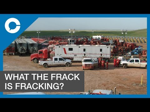 LNG Fracking with Brad Hayes