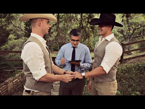 Alastair and Zach Get Hitched (VLOG 4.4)
