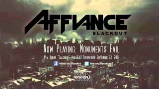 Watch Affiance Monuments Fail video