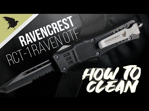 How To Clean Your RCT-1 Raven