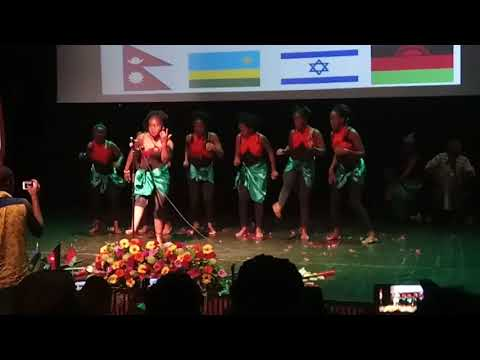 MALAWI TRADITIONAL DANCE (NRC STUDENTS IN ISRAEL )