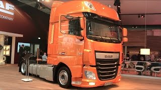 DAF XF 460 2017 In detail review walkaround Interior Exterior