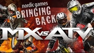 MX vs ATV Supercross - Official Gameplay Trailer [EN]