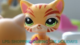 Lps: Shopping During The Holidays | Skit