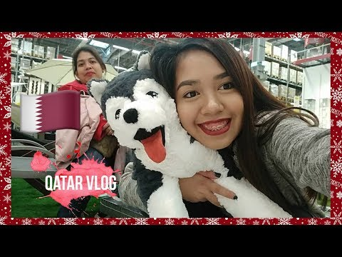 Qatar Vlog EP5: WENT TO IKEA + BAG RAID FT. PIA | EJTV