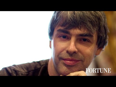 Larry Page: Why he's Fortune's Businessperson of the Year | Fortune