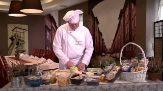 Gardenia+Rączka - Przepis #4: Sałatka z polędwiczką i boczniakami