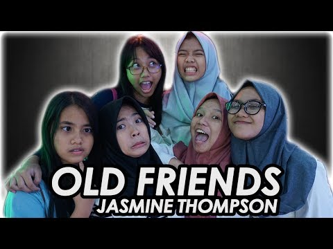 Old Friends - Jasmine Thompson (Cover) by Hanin Dhiya