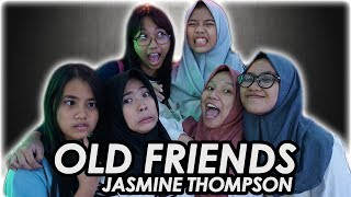 Video Old Friends - Jasmine Thompson (Cover) by Hanin Dhiya download MP3, 3GP, MP4, WEBM, AVI, FLV Mei 2018