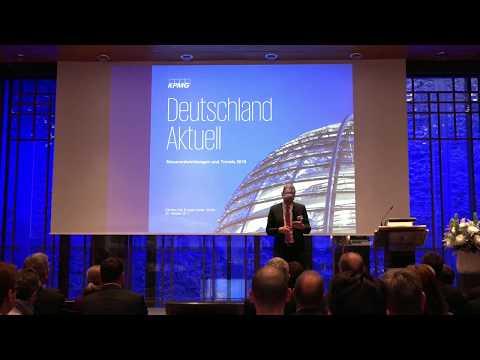 Deutschland Aktuell KPMG 2018