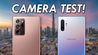 Samsung Galaxy Note20 Ultra (Exynos) vs Samsung Galaxy Note10+: Ultimate Camera Comparison!