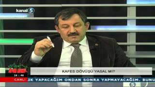 SPOR RUHU - Salim KAYICI,Türkiye de Kick Boks