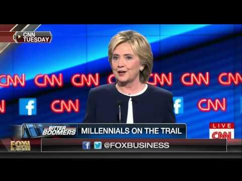 Millennials working to elect next president