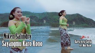 NIKEN SALINDRY - SAYANGMU KARO KONO (DJ JAWA JHANDUT)