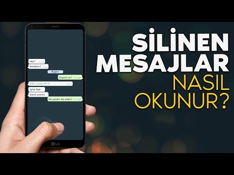 WhatsApp'ta Herkesten Silinen Mesajlar Nasıl Okunur?