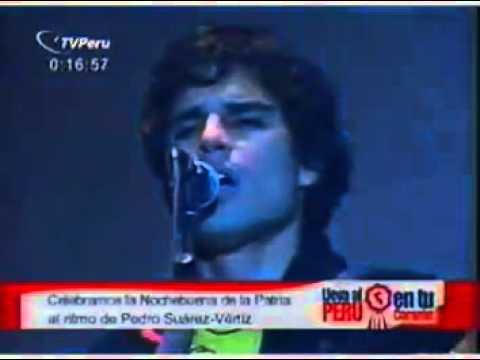 Cuando pienses en volver en vivo (2007) - Pedro Suárez Vértiz
