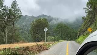 Carretera San José del pacifico a Huatulco #oaxaca