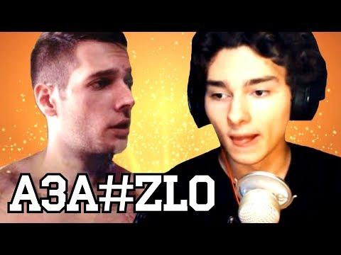 АЗА#ZLO Feat. #YOURANUS - ЮРА, МНЕ ХОРОШО !!! - НОВЫЙ ХИТ [by AZAZIN KREET]