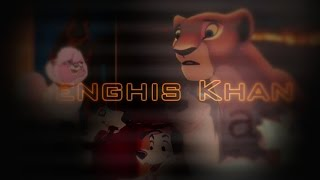 Genghis Khan || Full Crossover MEP