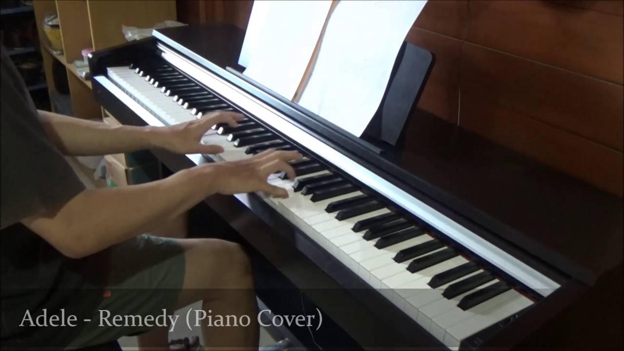 Remedy (Piano Cover)