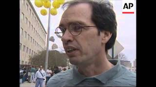 USA: UFO ANTI-SECRECY GROUP DEMONSTRATION