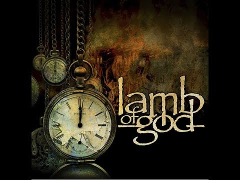 Lamb Of God new self-titled album tracklist/art/release date, single Checkmate soon!