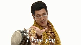 Lately, PIKOTARO is into African music. This is a fusion of his 'pe...