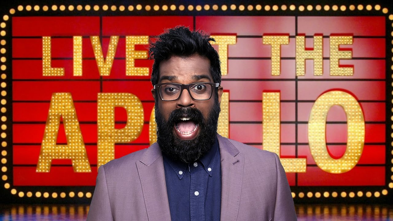 Romesh Ranganathan - Live at the Apollo - British Stand Up Comedy