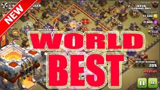 "Clash Of Clans | ""NEW"" BEST (TH11) TOWN HALL 11 WAR BASE [Build + Replays]"