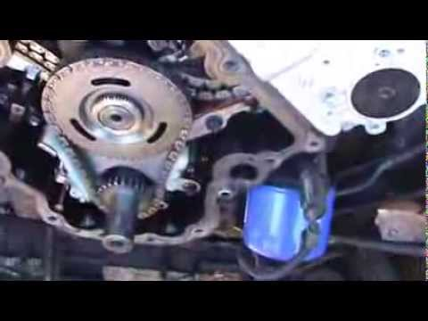 2003 Jeep Liberty Wiring Harness 4 7 Dodge Ram Engine Timing Chain Installed Youtube