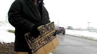 What A Professional Panhandler Looks Like..   Jason Asselin
