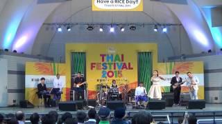 THE SOUND OF SIAM at THAI FESTIVAL 2015 YOYOGI Park in Tokyo