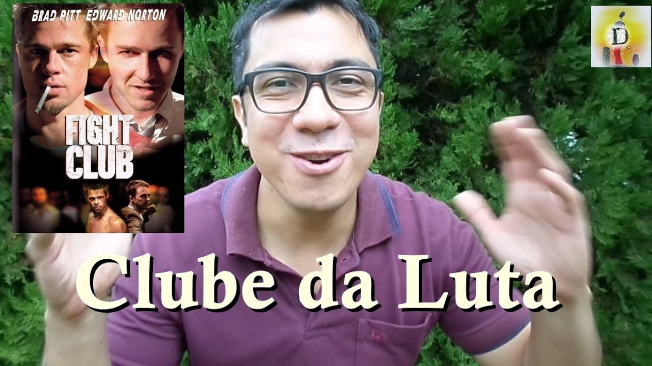 Clube Da Luta Fight Club Livro E Filme Frases E Análise Youtube