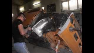 Golf mk1 Full restoration part 1
