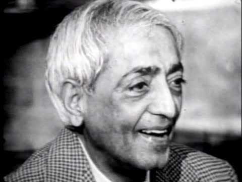 J Krishnamurti - The Real Revolution - 6. Questioning
