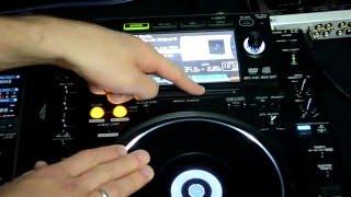 CD проигрыватель Pioneer CDJ 2000 часть 4 №025