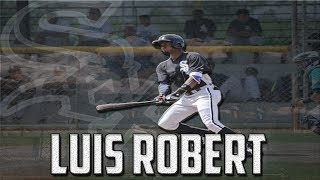 Luis Robert Highlights | Chicago White Sox OF Prospect