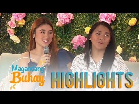Magandang Buhay: Arabelle reveals her experience with the TNT auditions